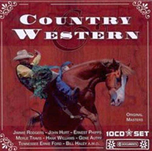 Country & Western - Wallet Box (Hank Williams-boxset)