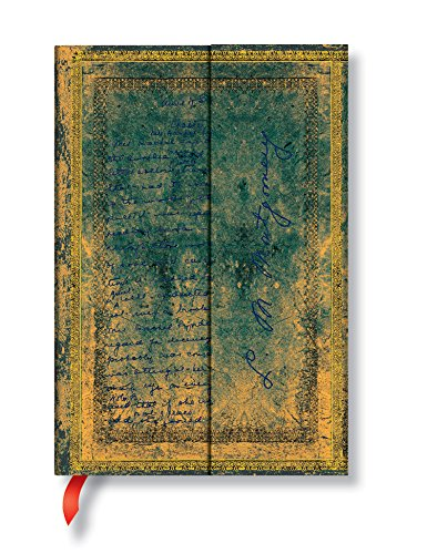 Paperblanks - Notizbücher Faszinierende Handschriften L. M. Montgomery Anne auf Green Gables - Notizbuch Mini Liniert (Embellished Manuscripts Collection)