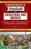 Frommer's EasyGuide to Barcelona and Madrid (Easy Guides)