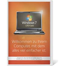 Windows 7 Ultimate 64 Bit OEM [Alte Version]