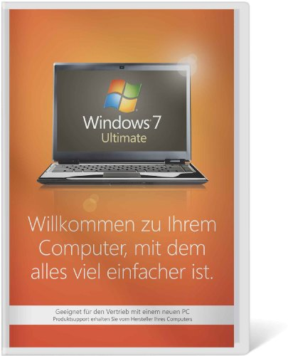 Refurbished 7 Pc Windows (Windows 7 Ultimate 64 Bit OEM [Alte Version])