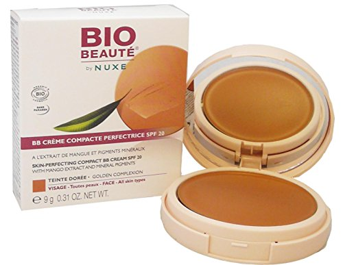 Bio Beauté BB Crème Compacte Perfectrice SPF 20 9 g - Teinte : Dorée
