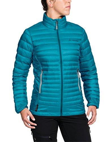 VAUDE, giacca donna Kabru II Light III–Giacca da sci, da donna, da donna Kabru Light Jacket III Alpine Lake/Brown
