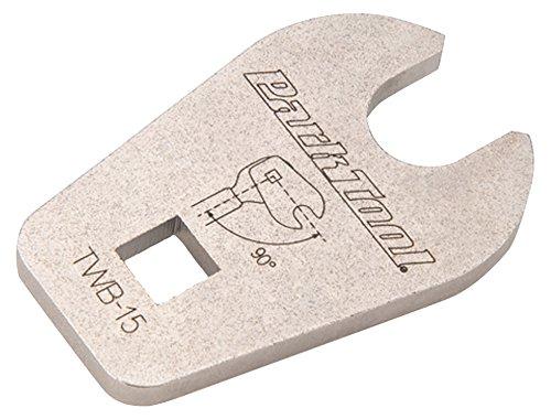 ParkTool Werkzeug TWB-15 Pedalschlüssel für 3/8 Zoll AUFN, One size, 4001710 (Park Tool Drehmomentschlüssel)