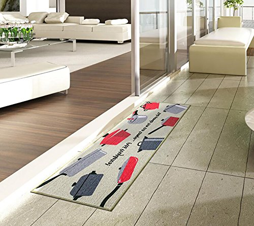 Tapis bain bebe for Tapis long cuisine