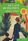 Le Livre de ma mère par Cohen