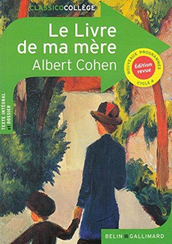 Le Livre de ma mère par Albert Cohen