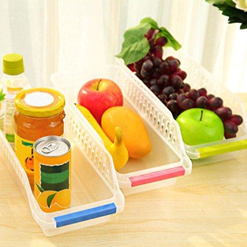 3-wege-kühlschrank (sunnymi Küchenschmuck Finishing Box Aufbewahrungskorb/Kühlschrank Platz sparen)