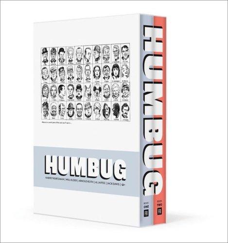 Humbug (Signed, Limited, Slipcased Edition) by Jack Davis (2009-04-21)