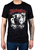 Official Motley Crue Greatest Hits Band Shot T-Shirt Band Rock Heavy Metal