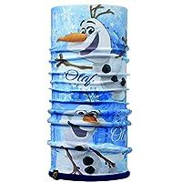 Buff Frozen Tubular y Forro Polar, niños, Azul (Blue/Navy), Talla Única