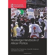 Routledge Handbook of African Politics
