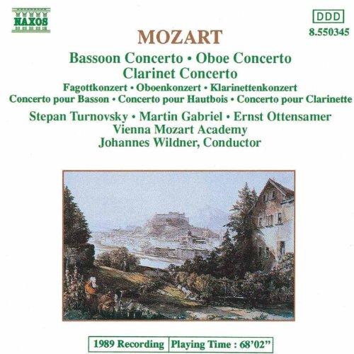 Oboe Concerto in C Major, K. 2...