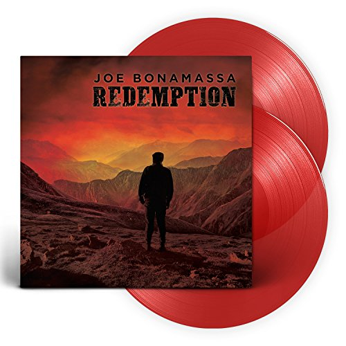 Redemption - Red Coloured