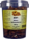 B 17 - Bittere Aprikosenkerne - 250 g - Wildwuchs bitter-herbe Qualität