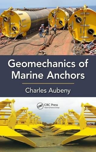 Geomechanics of Marine Anchors