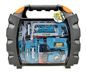 Toi-Toys-27Piezas en maletín Deluxe Herramientas y établis, 38030
