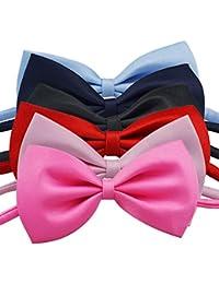 Tinksky 6pcs Kids s'habiller boucles réglables liens maquillage décoration (multicolore)