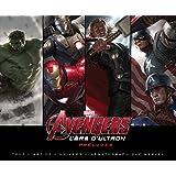 Avengers - Tout l'Art - tome 1 - Avengers : L'Ère d'Ultron : Préludes : Tout l'art de l'univers cinématographique Marvel