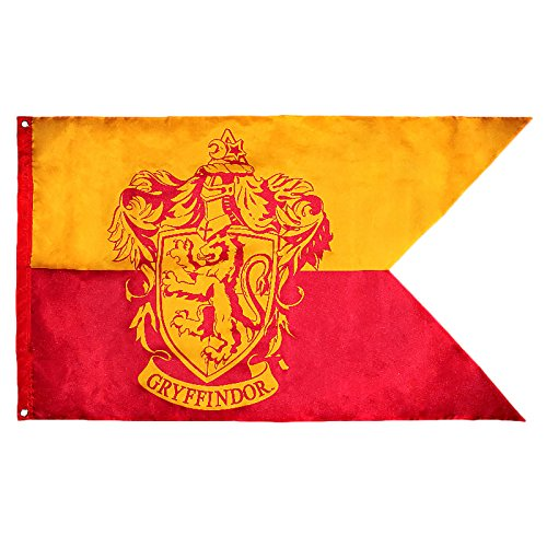 Harry Potter Flagge Gryffindor Wappen 70x120cm rot gelb Slytherin Flagge