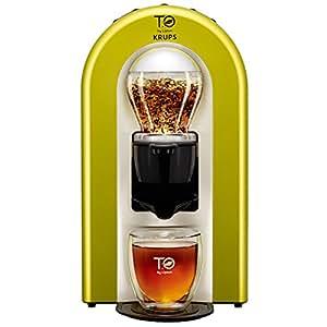Krups TE500300 Machine à thé Vert/Anis