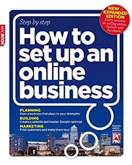 How to Set up an Online Business 2nd edition by [Pro, PC]