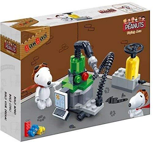 BanBao 7525 Juego de construcción Juguete de construcción - Juguetes de construcción (Juego de construcción,, 4 año(s), 224 Pieza(s), Dibujos Animados, Niño/niña)