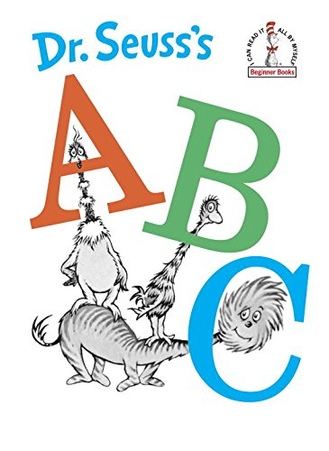 Dr. Seuss's ABC (Beginner Books)