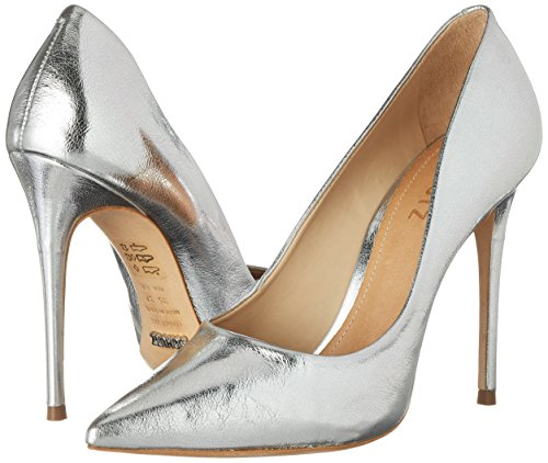 Schutz Damen Women Shoes Pumps, Silber (Prata), 38 EU