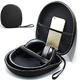 PerGrate Hartschalenkoffer Aufbewahrungstasche für Sony Headset Kopfhörer