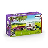 Schleich 42346 - Horse Club Pick up with horse box