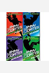Joe Craig Jimmy Coates collection 4 Books set. (Power, Killer, Survival and Revenge) Paperback