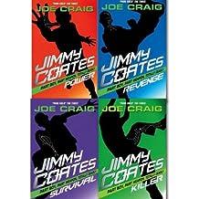 Joe Craig Jimmy Coates collection 4 Books set. (Power, Killer, Survival and Revenge)