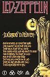 Led Zeppelin/Stairway Stairway To Heaven Poster Print (60.96 x 91.44 cm)