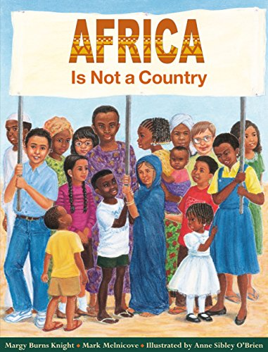 Africa is Not Country por Mark Melnicove