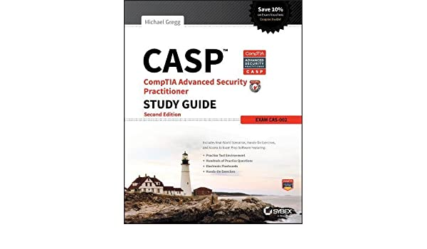 Buy casp comptia advanced security practitioner study guide exam buy casp comptia advanced security practitioner study guide exam cas 002 book online at low prices in india casp comptia advanced security practitioner fandeluxe