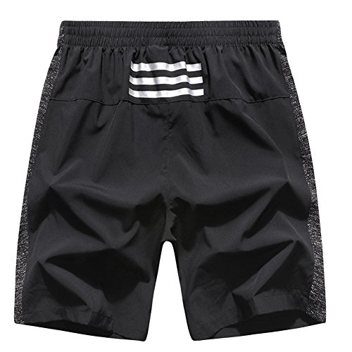 Men-Quick-Dry-Boardshort-Beach-Shorts-Swim-Trunks-Outdoor-Casual-Pants-with-Zip-Pockets
