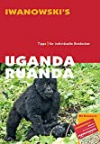 Uganda Ruanda - Reiseführer von Iwanowski - Heiko Hooge