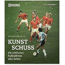 Kunstschuss: Die schönsten Fußballfotos aller Zeiten