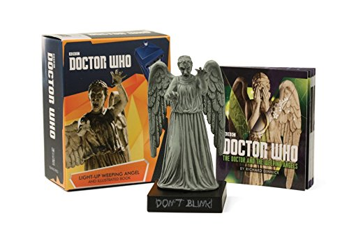 Doctor Who. Light-Up Weeping Angel And Illustrated (Running Press Mini Kit) por Vv.Aa.