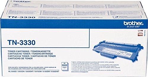 Preisvergleich Produktbild Lasertoner schwarz BROTHER TN3330