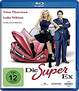 Die Super-Ex [Blu-ray]