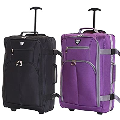 Slimbridge Lobos Cabin Approved Luggage Bag - cheap UK light shop.