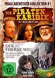 Pidax Abenteuer Kollektion: Die Piraten der Karibik + Der eiserne Weg [6 DVDs]