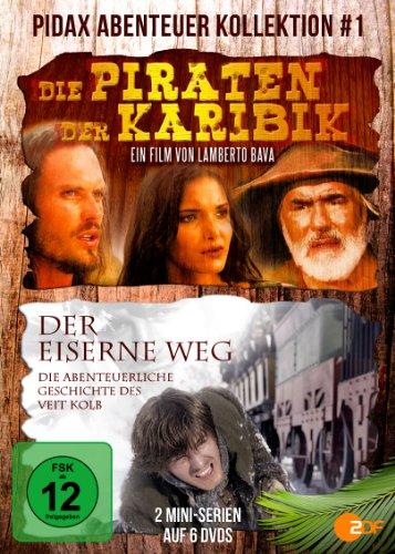 Der eiserne Weg - Die kompletten Serien (6 DVDs)