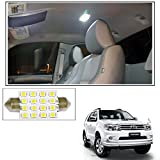 #4: Vheelocityin 16 SMD LED Roof Light White Dome Light for Toyota Fortuner New