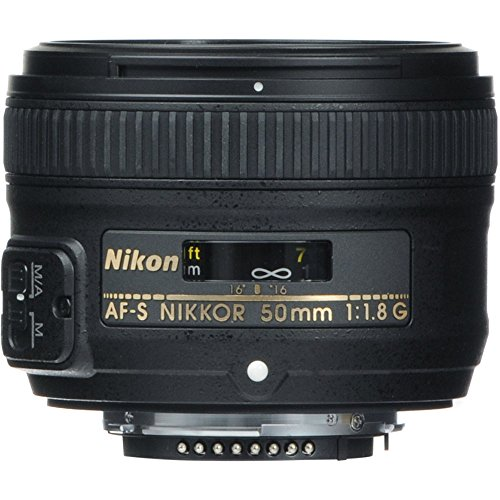 Nikon AF-S 50mm F1.8 G