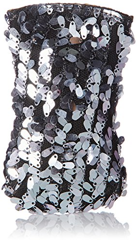 baggit Women's Cosemetic Bag (Dazzling Black)  available at amazon for Rs.275