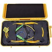 SC/APC-SC/APC Cable de prueba OTDR de modo único 500M, cable de extensión de cable de lanzamiento de modo único OTDR de fibra óptica 500M
