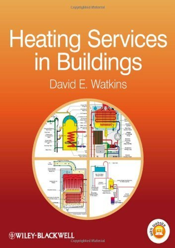 Heating Services in Buildings by Watkins, David E. (2011) Paperback